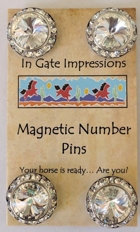 Crystal Jumbo Magnets